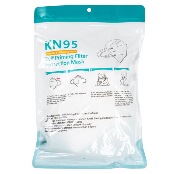 KN95 5 straturi